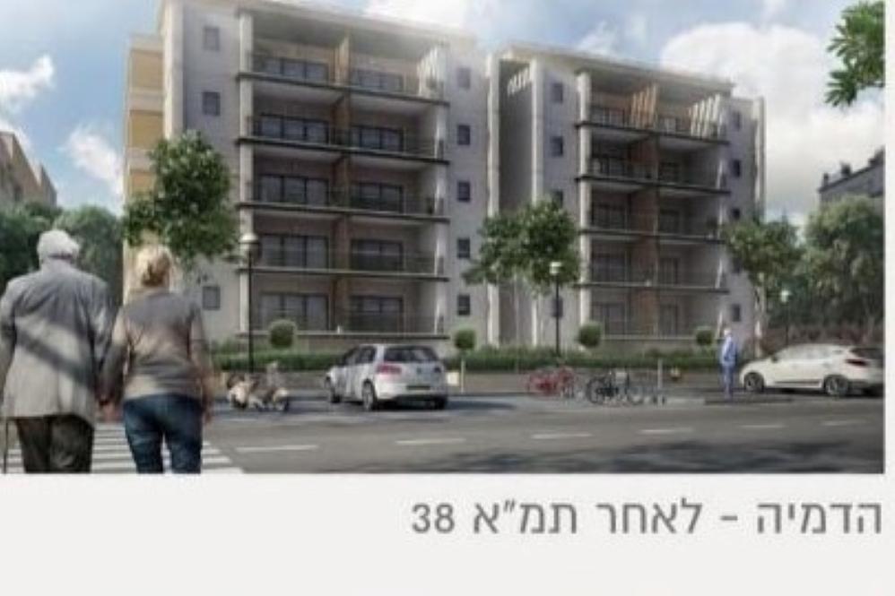 פרויקטים חדשים בלב שכונות מרכזיות בירושלים